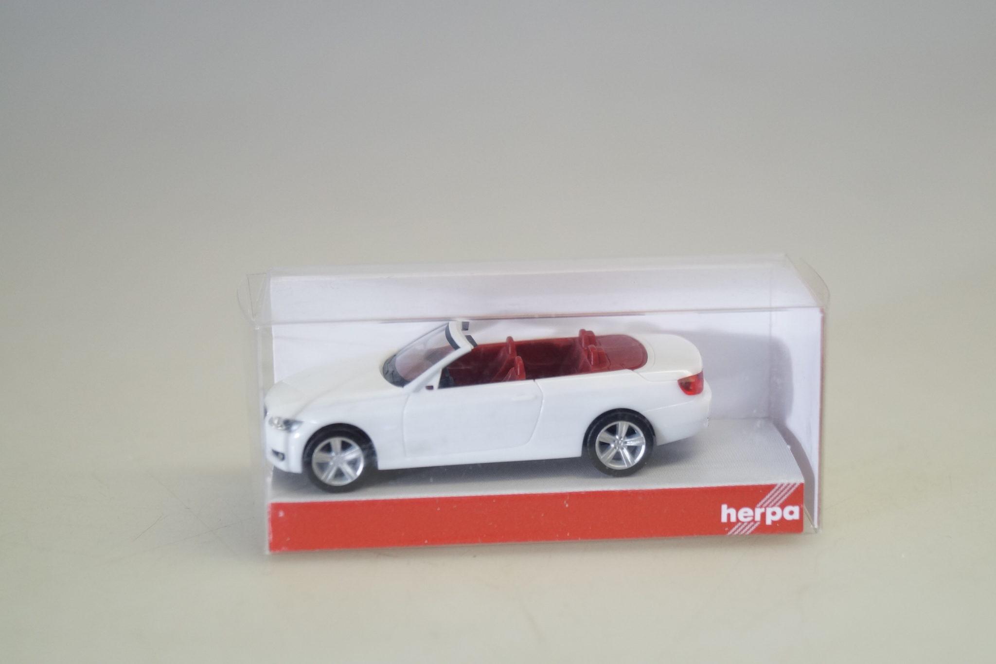 1:87 Herpa 033343 BMW 7er 2005 silber neuw.//ovp