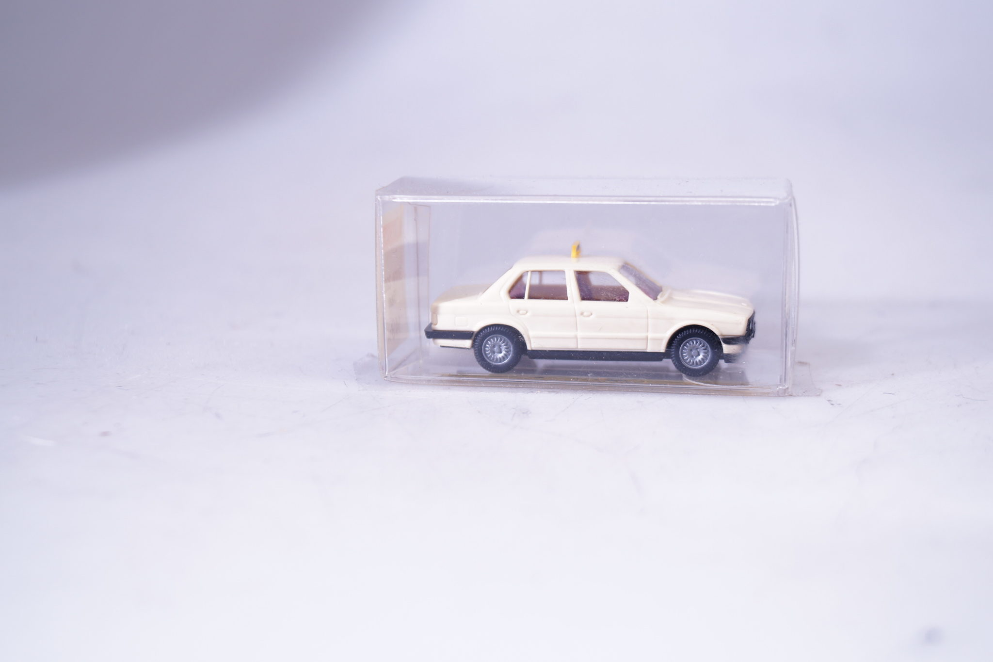 NUOVO 1:87 Wiking 14914 BMW 320i taxi