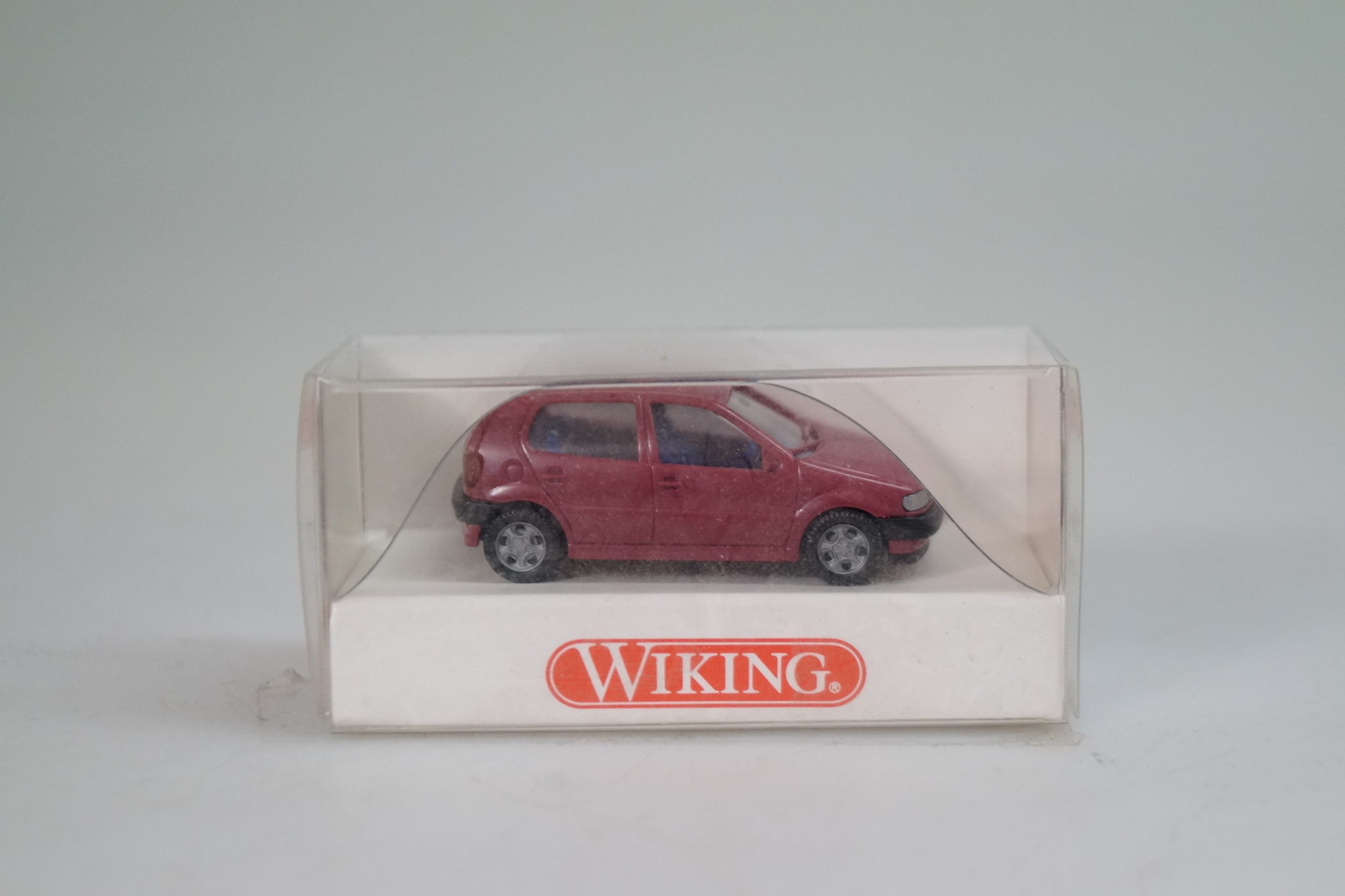 neu 1:87 Wiking 036 01 17 VW Polo lila