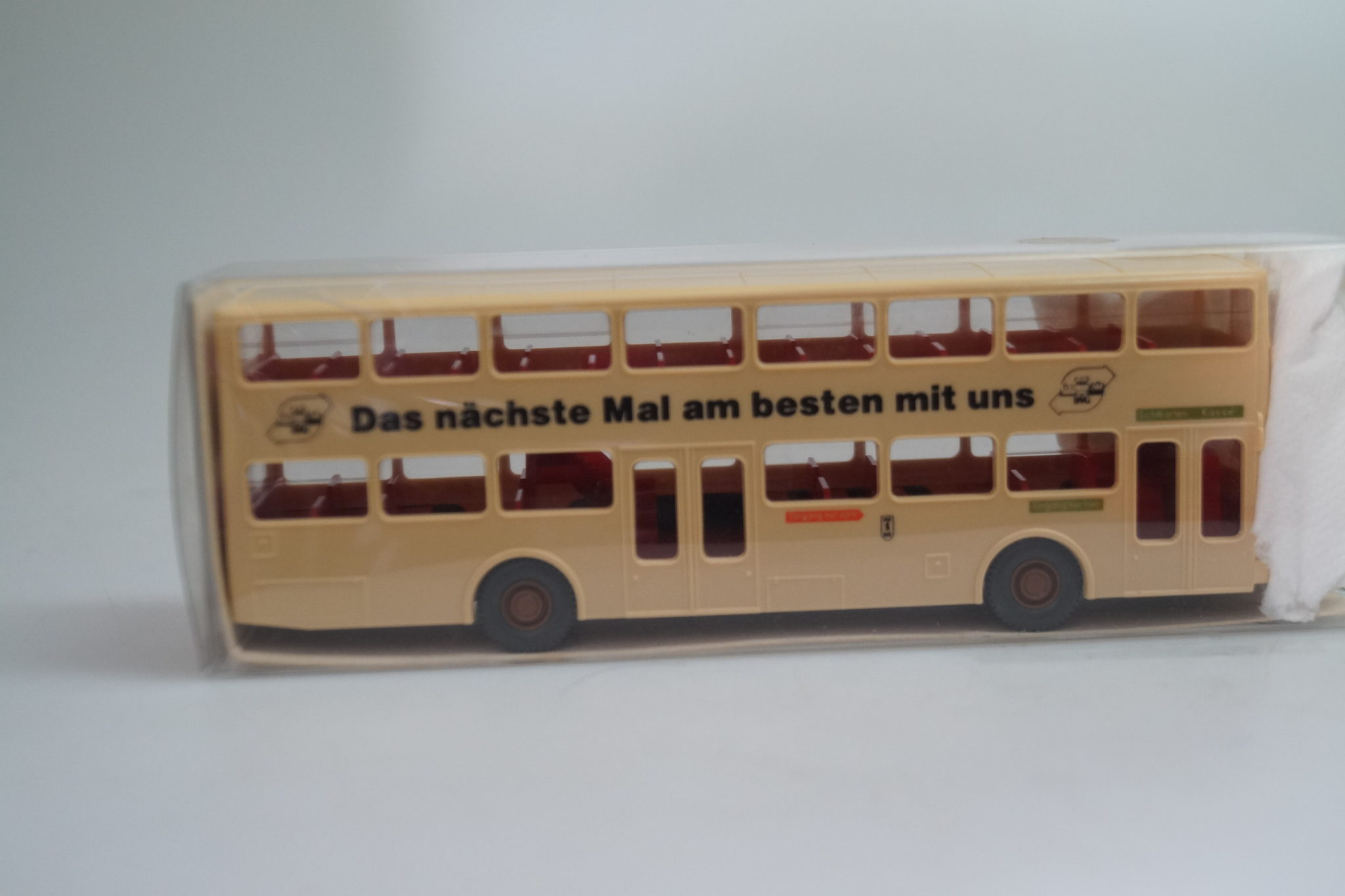 187 Wiking 24730 Man Sd 200 Berlin Bus Neu Gearontologist