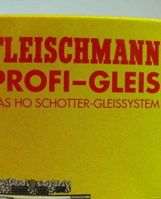 H0 GLEISE FLEISCHMANN
