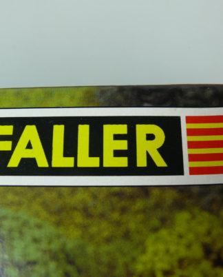 Bausätze FALLER, PLASTOY, POLA
